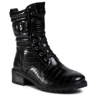 Šnurovacia obuv Jenny Fairy WS2971-02A Imitácia kože/-Imitácia kože