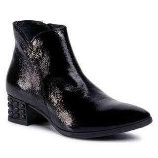 Členkové topánky Lasocki 6285-01 prírodná