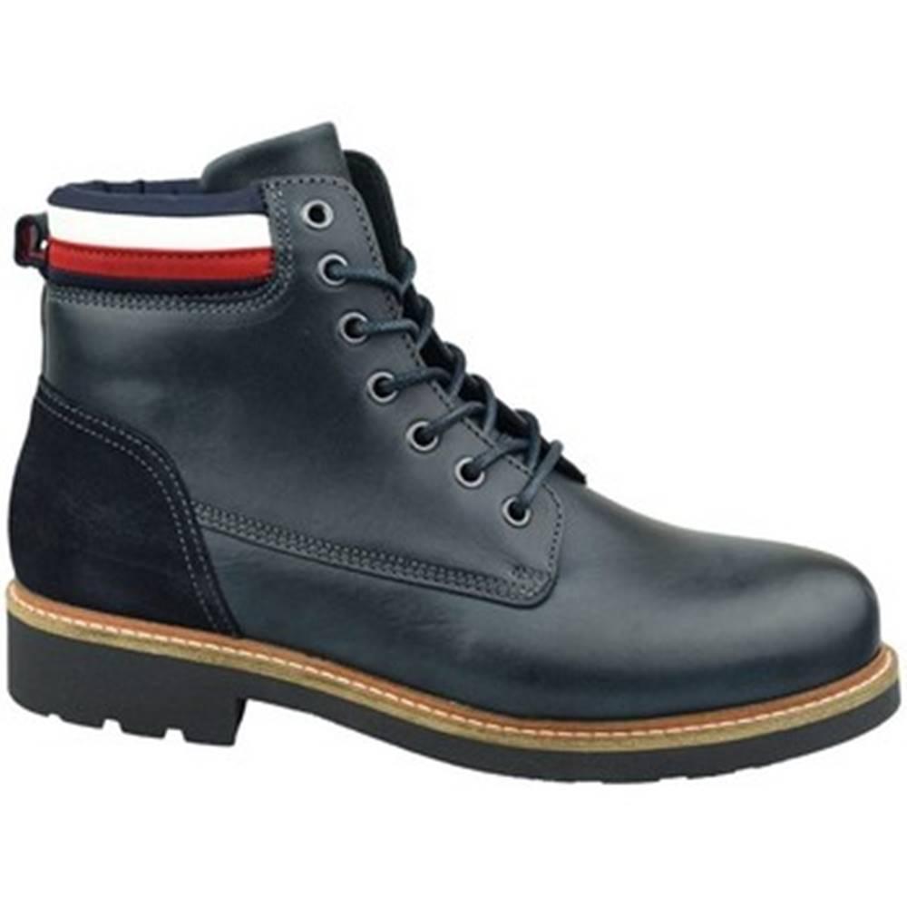 Tommy Hilfiger Nízka obuv do mesta Tommy Hilfiger  Active Corporate Boot