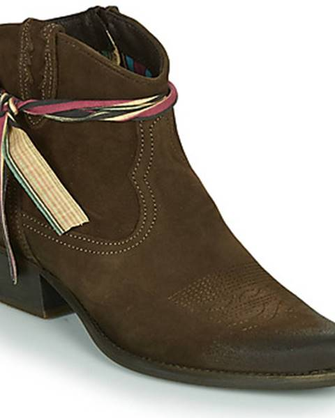 Zelené topánky Felmini