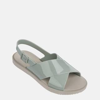 Mentolové sandálky Zaxy Match
