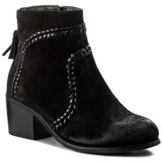 Členkové topánky Jenny Fairy WS16352-13 Materiał tekstylny,koža ekologická