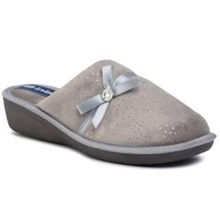 Papuče INBLU DCAHOO01 Ekologická koža/-Ekologická koža
