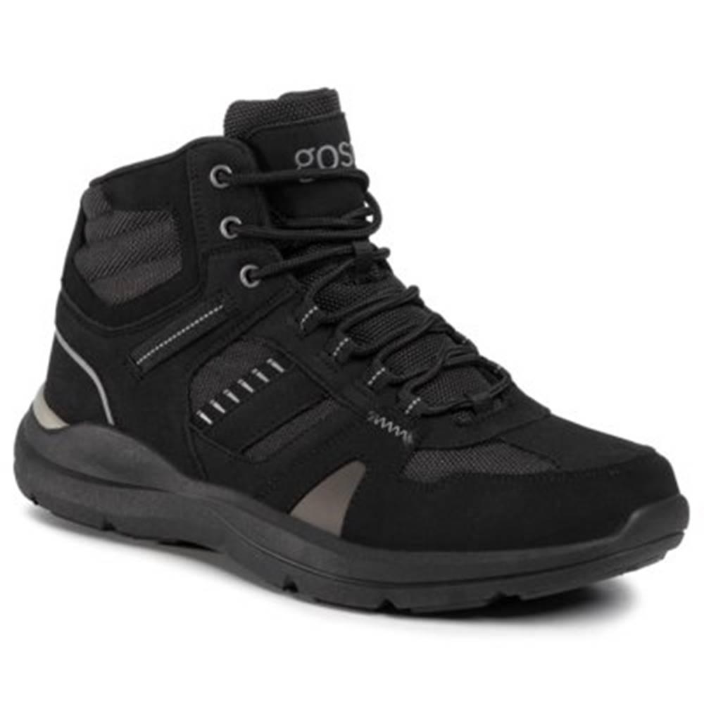 GO SOFT Šnurovacia obuv GO SOFT GF19F296B-8 Materiál/-Vysokokvalitný materiál